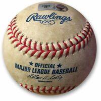 Los Angeles Dodgers vs San Francisco Giants Game Used Baseball 09/22/11 MLB Holo