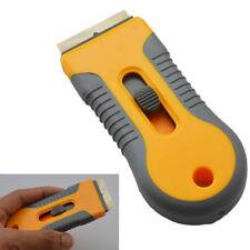 "Plastic Handle Razor Scraper Ceramic Glass Oven Window Tinting Tool 1.57"" Blade"