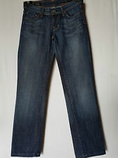 """WOMEN'S JEANS CITIZENS OF HUMANITY STRETCH  SIZE 8/26"""" LEG 29.5"""" FREE POSTAGE"""