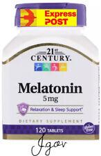 Natrol Stress 5 mg 120 Tablets Anxiety Fall Asleep Faster