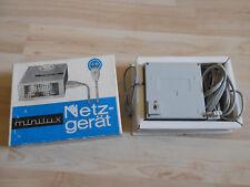 Elgawa Blitzgerät Minilux Netz-Gerät Original Verpakung