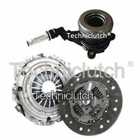 ECOCLUTCH 2 PART CLUTCH KIT WITH CSC FOR VAUXHALL ZAFIRA MPV 1.6
