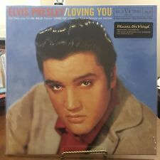 Loving You by Elvis Presley (Vinyl LP 180 GRAM, Oct-2011, Music on Vinyl)