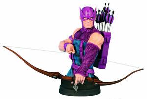 Hawkeye Mini Bust - Marvel Comics Gentle Giant Character (New)