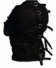 Restraint Strait  Straight Jacket Black- extra large XL