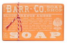 Barr Co Blood Orange Amber Bar Soap k hall designs