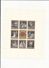 Used Sheet Stamps