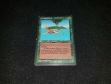 MTG 1x Revised green rare MP German FBB Birds of Paradise ships w/ tracking