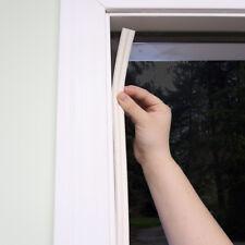 Evelots Anti-Collision Self-Adhesive Weather Strip Door & Window Seal, D Type
