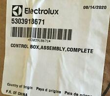 Electrolux Frigidaire Control Box Refrig 5303918671