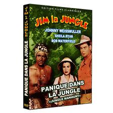 "JIM LA JUNGLE (Panique dans la Jungle) ""TARZAN"" Johnny Weissmuller"