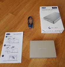 5TB externe Festülatte LaCie Porsche Design P9227 Mobile Drive, USB-C 3.0