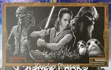 Disneyland Star Wars Black Series Galaxy's Edge Smugglers Run Hasbro Figure Set