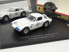 UH Del águila Race 1/43 - Chevrolet Corvette Grande Sport Nº67 Road América 1964