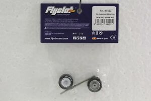 FLY 05102 BMW M1 FRONT AXLE SET NEW 1/32 SLOT CAR PART