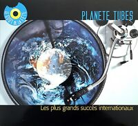 Compilation CD Planete Tubes - Les Plus Grands Succès Internationaux - Digipak