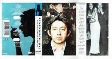 Serge GAINSBOURG K7 Audio JE SUIS VENU TE DIRE QUE JE M'EN VAIS - PHILIPS 838392