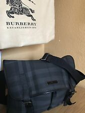Burberry Sac messenger-Checked Pattern (modèle num: 3802203)