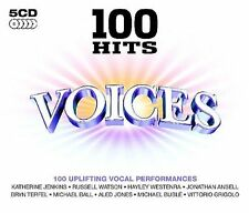 Various Artists-100  Hits Voices 5 CD Set