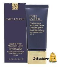 Estee Lauder Double Wear Maximum Cover Camouflage Makeup Creamy Vanilla 1N3 NIB