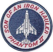 Écusson patch Phantom II Son of an Iron Hauler... a2606