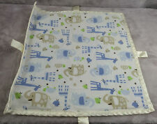 Mothercare Jungle Print Comforter Blanket Blankie (48217)