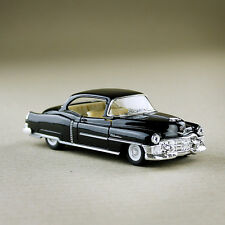 1953 Cadillac Series 62 Coupe Collectible Die-cast Model Car 12cm Black Unboxed