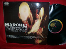 ALFRED NEWMAN Marche! LP 1959 Italy EX+