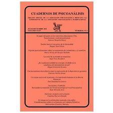 Cuadernos de Psicoanalisis, Organo Oficial de la Asociaci�n Psicoanalitica...