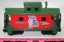 Lionel A Christmas Story G-Gauge caboose