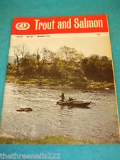 TROUT AND SALMON - MARCH 1975 VOL 20 # 237