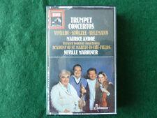 Vivaldi Telemann Trumpet Concertos St Martin In the Fields Neville Marriner