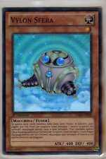 Vylon Sfera - Vylon Sphere YU-GI-OH! HA06-IT004 Ita SUPER RARA 1 Ed.