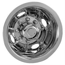 "Chevy Gmc 16"" 8 lug motorhome hubcaps rv simulators single rear piece new"