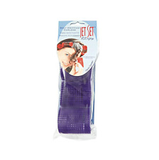 Jet Set EZ Grip Rollers Self-gripping Curler Purple 2 1/8 Inch (3/pk)