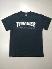 Thrasher t-shirt Men's Skate Magazine Clothing Apparel Tee medium