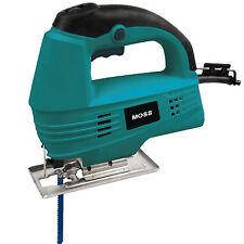 400W Moss Electric Heavy Duty Pendulum Cutting Jigsaw Jig Saw - Variable Speeds
