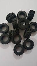 LEGO Nero Battistrada dei Pneumatici 30.4x14 OFFSET-Band Intorno al centro del battistrada (92402), 8 parti