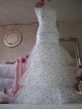 Coast New Tags size 18 white tiered fairytale dress maxi dress