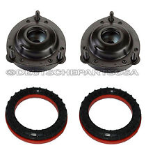 SAAB 9-3 FRONT STRUT SHOCK MOUNT MOUNTS BEARINGS 4909701 5060892 4908562 SET 4
