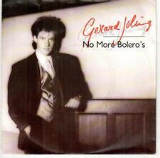 "<940-19> 7"" Single: Gerard Joling - No More Bolero's"