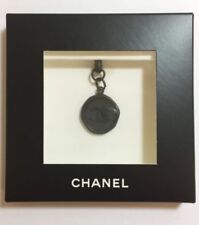 Chanel VIP Gift Headphone Phone Black Jack Dust Plug Charm Mobile Accessories