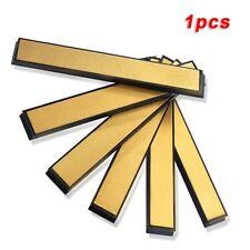 Wetzstein Fix Winkel Schärfer Titan Beschichtet Diamant Tool Schärfen 160x23mm