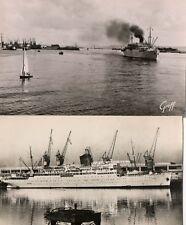 RPC Cie Gle Transatlantique French Line SS COLOMBIE