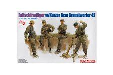 DRAGON 6373 1/35 Fallschirmjager w/Kurzer 8cm Granatwerfer 42