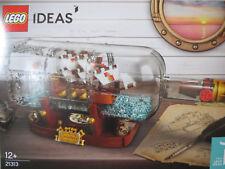 LEGO Ideas - 21313 Schiff in der Flasche - NEU & OVP