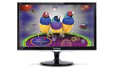 "ViewSonic VX2452MH 24"" HDMI DVI & VGA LED Backlit LCD Monitor"