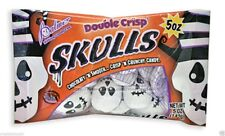 PALMER 5 oz Bag SKULLS Double Crisp HALLOWEEN Candy/Candies CHOCOLATE Exp.12/18