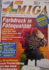 Amiga - Das Computermagazin 08/97 1997 (Farbdruck)
