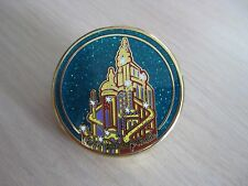WDW Disney Ariel Sparkle Compact Pin Triton Castle Mirror Inside Little mermaid